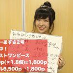 ウマバラ&Thursday!新潟記念(GIII)編の結果!