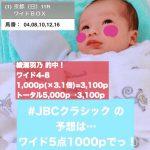 ウマバラ&Thursday!JBCクラシック(Jpn1)編