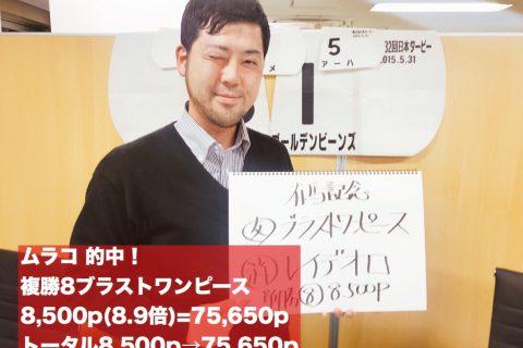 ウマバラ&Thursday!有馬記念(GI)編の結果!