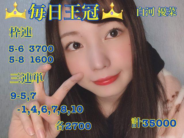 ウマバラ!毎日王冠(GII)編