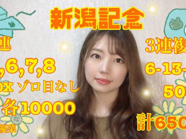 ウマバラ!新潟記念(GIII)編