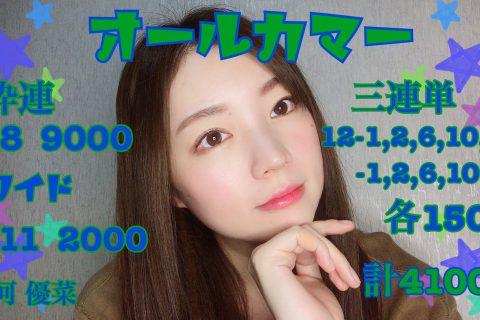 ウマバラ!オールカマー(GII)編